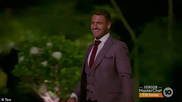 Bachelorette fans go crazy over Frazer and note telling sign which hints that he wins the show 3