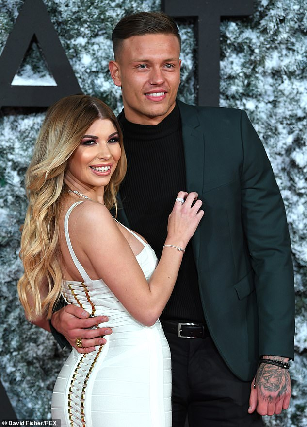 Inside Olivia and Alex Bowen's £1m home: Love Island stars open the doors to their Essex property 2