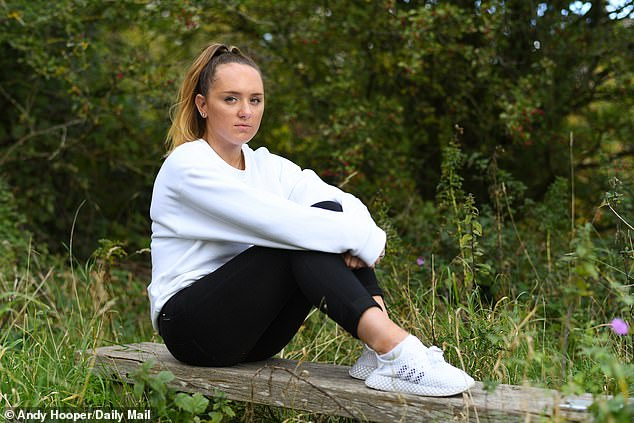 Gymnast Amy Tinkler says training was a 'prison' under 'terrifying' head coach Amanda Reddin 8