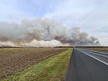 Explosions at Russian munitions depot as villages are evacuated 3