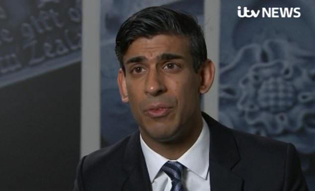 Coronavirus UK: Britons continue to ridicule Rishi Sunak's online skills quiz 3