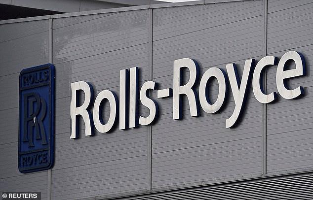 ALEX BRUMMER: Rolls-Royce gets a state lifeline 5