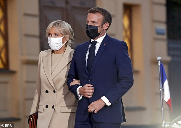 French First Lady Brigitte Macron's first husband dies a recluse aged 69 1
