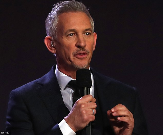 Gary Lineker signs £1.2million deal to remain the face of Walkers Crisps until 2023 3