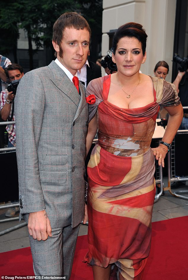Sir Bradley Wiggins 'moves in with PR exec six months after splitting from wife of 16 years' 7