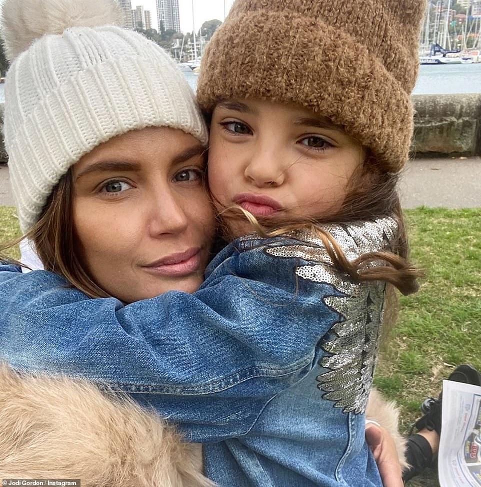 Jodi Gordon and daughter Aleeia, six, enjoy luxury $3,600-a-night getaway 8