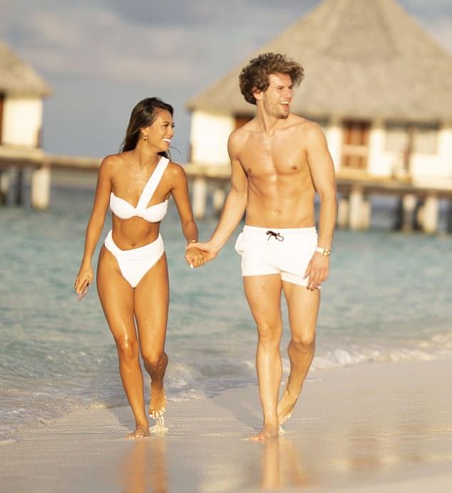 Love Island's Joe Garratt confirms relationship with modelDesiree Scholtz 11