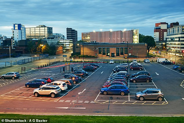 Birmingham named Britain's hardest city to find a parking space 1
