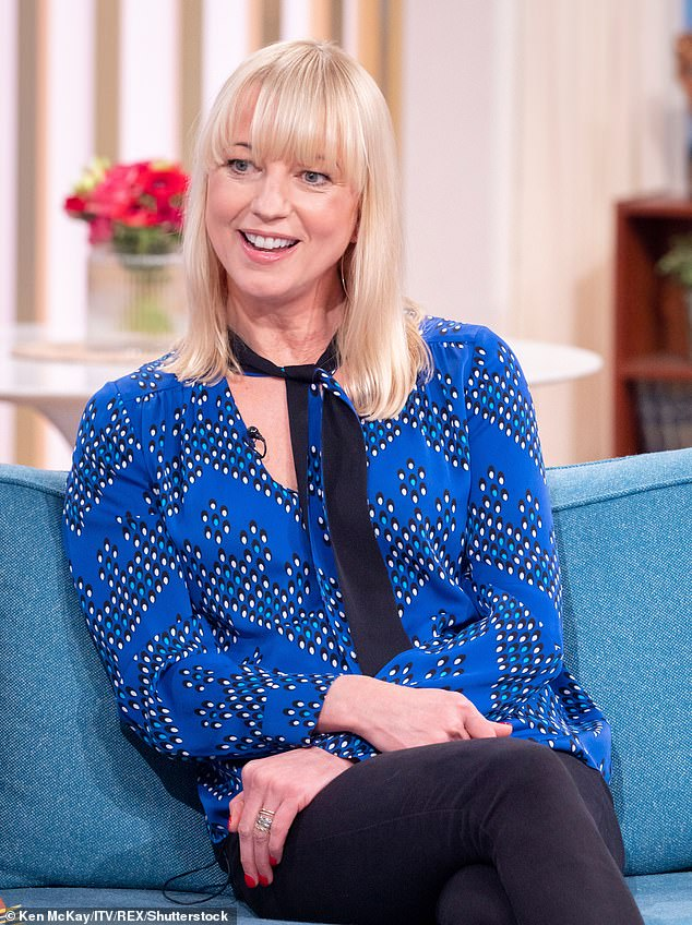 Sara Cox brushes off claims she's 'drifted apart' from her pal Zoe Ball 6