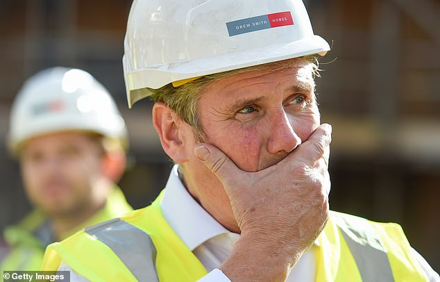 Sir Keir Starmer accuses 'arrogant' government of a 'Whitehall knows best' handling of Covid crisis 5