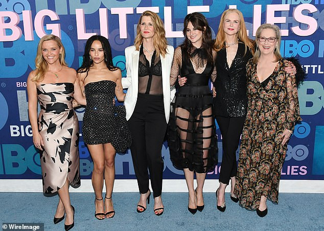 Nicole Kidman teases a 'really good idea' for possible third season of hit HBO drama Big Little Lies 3