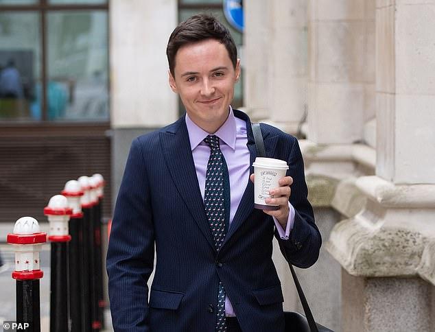 Brexiteer Darren Grimes faces police probe over racism allegation 5