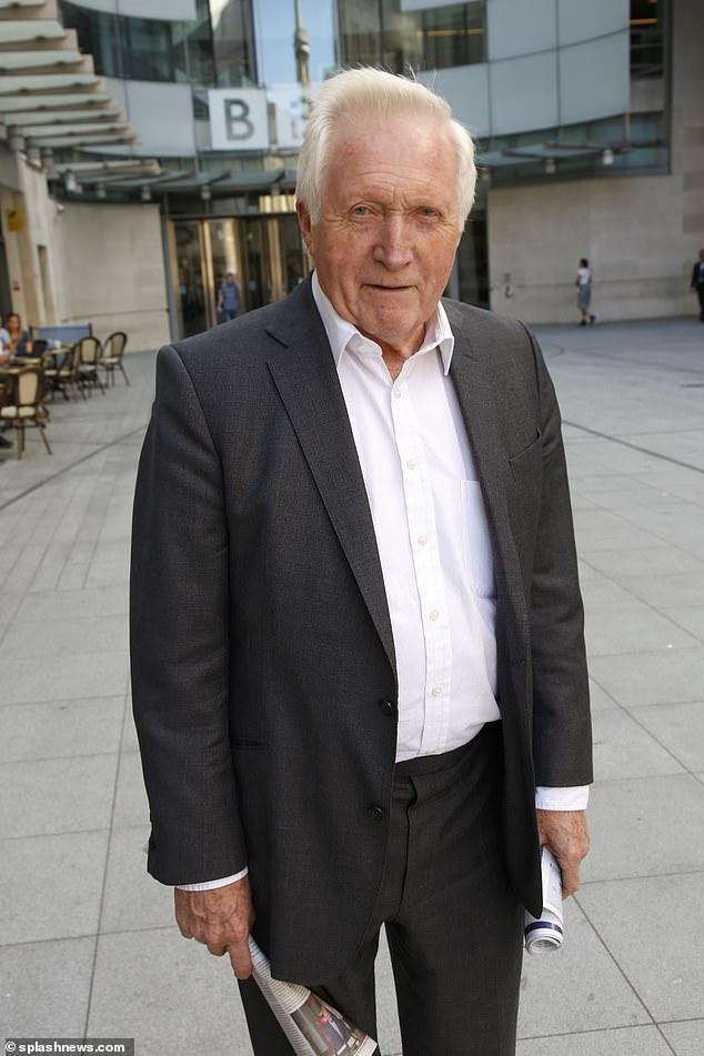 David Dimbleby considers bid to become next BBC chairman to thwart No. 10 6