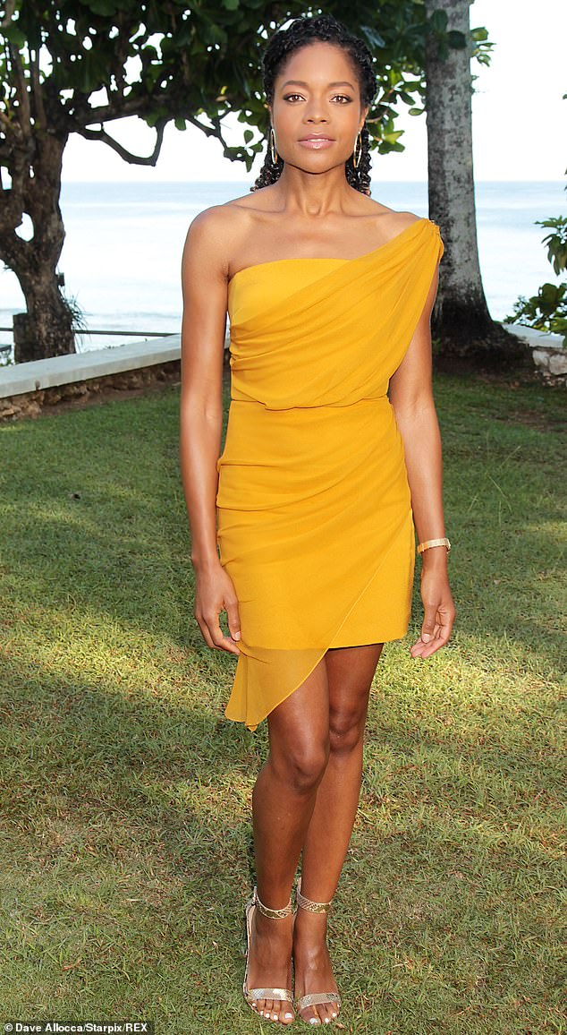 No Time To Die's Naomie Harris hits back at the term Bond Girl 5