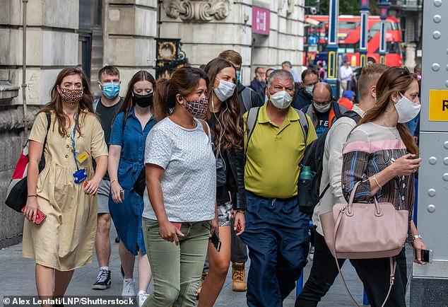Coronavirus UK: Doctors say masks should be mandatory inside and outside 5