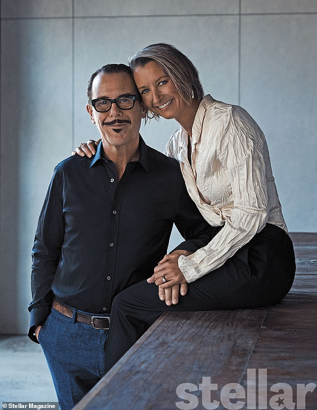 Layne Beachley and Kirk Pengilly celebrate 10 years of marriage  1