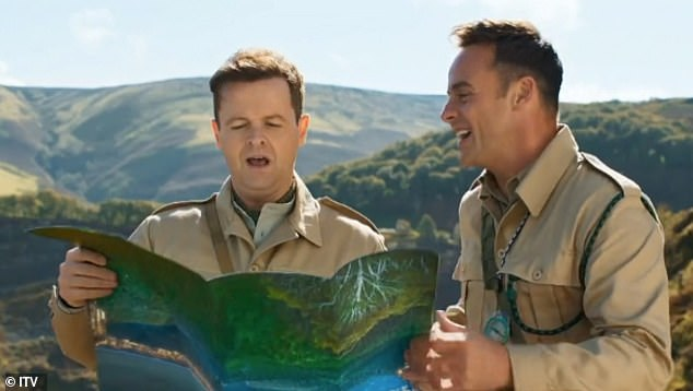 I'm A Celebrity... Get Me Out Of Here 2020 FIRST LOOK: Ant & Dec are dumped in the Welsh countryside 6