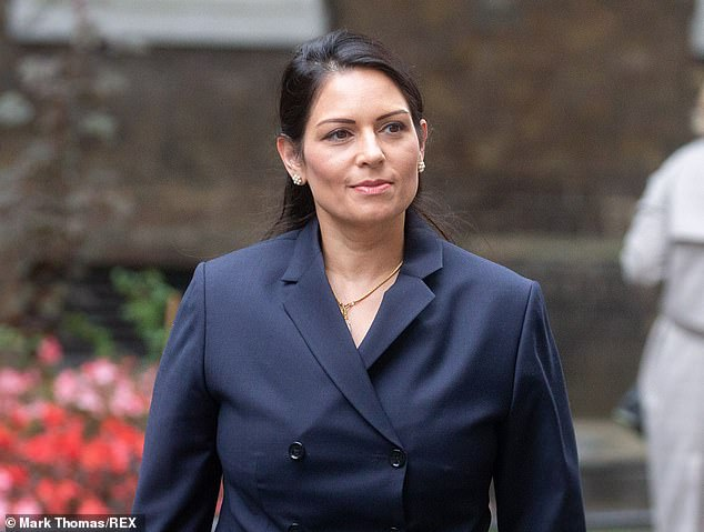 Priti Patel to deport homeless people who engage in 'low level' crimes 1