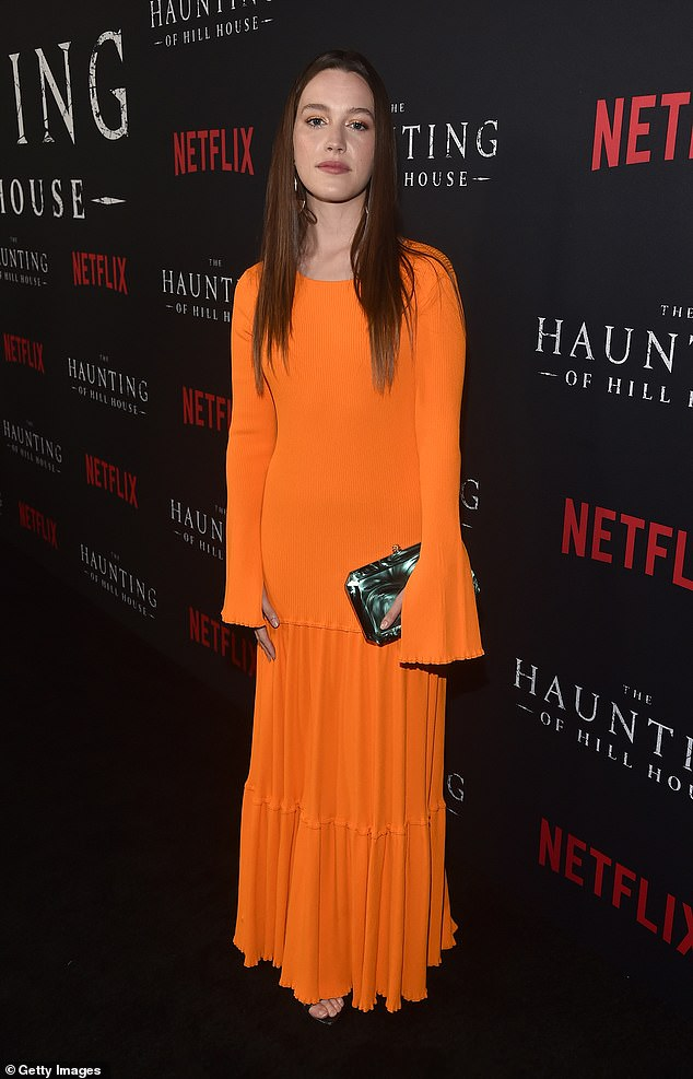 The Haunting Of Bly Manor's Victoria Pedretti discusses rise to fame and filming for You 6