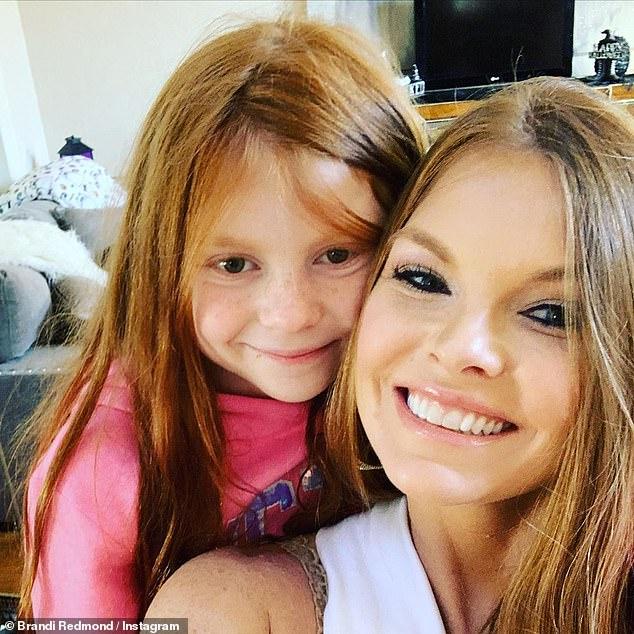 Brandi Redmond reveals daughter Brinkley, 9, survived tragic car crash that killed mother-in-law 4