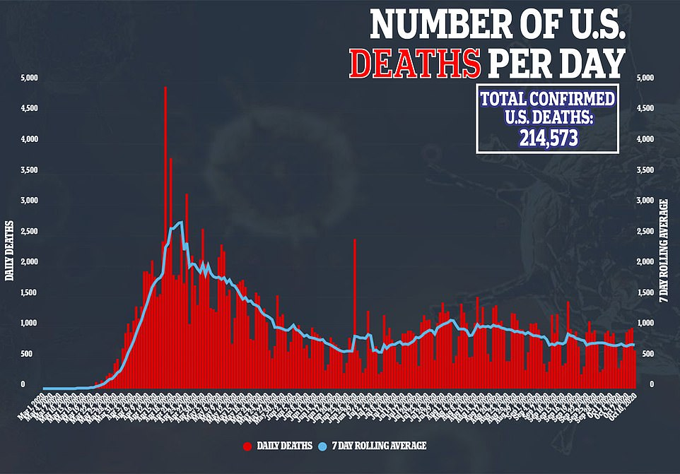CDC forecasts coronavirus death toll to hit 233,000 by the end of the month 6