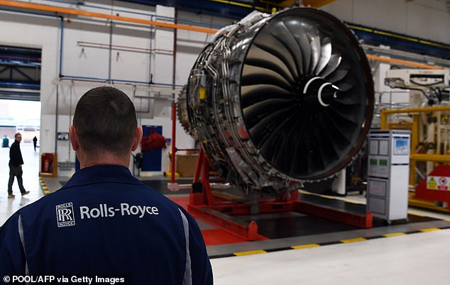 STOCKS TO WATCH: Rolls-Royce shares go nuclear; Unilever to vote on London HQ 5
