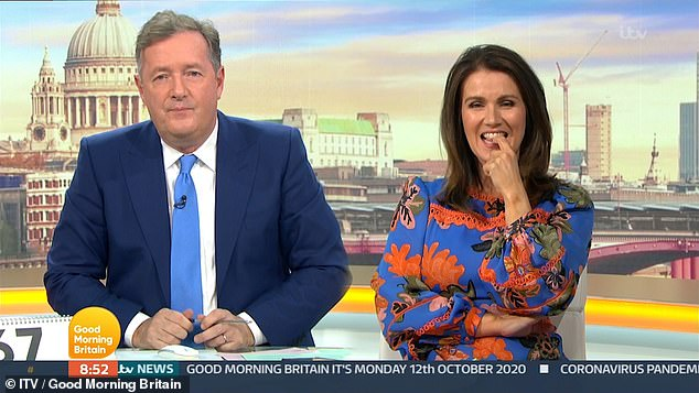 Piers Morgan slams 'disgraceful' Kanye West on Good Morning Britain 4