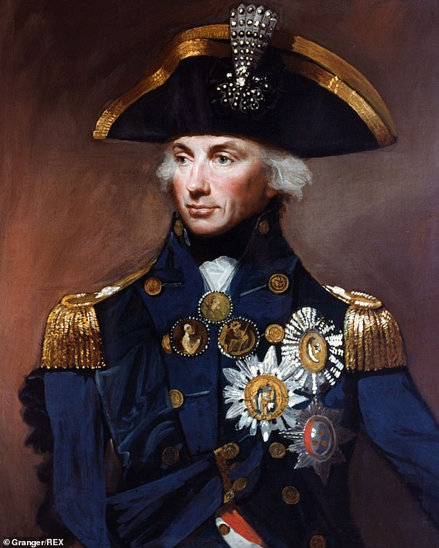 Expert has 'proof' that Admiral Horatio Nelson did NOT support slavery 4