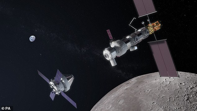British firms will build parts of the new Lunar Gateway space station 4