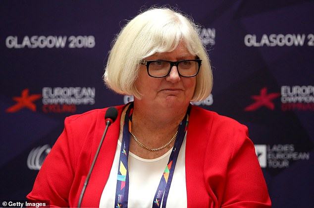 British Gymnastics chief Jane Allen will retire from role in December 2