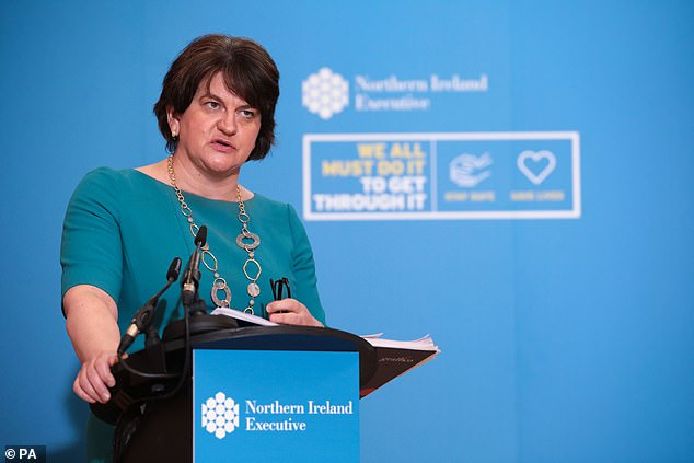 Coronavirus: Northern Ireland faces circuit breaker lockdown month 1