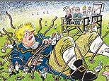 PAUL THOMAS on... Boris Johnson's SAGE war 4