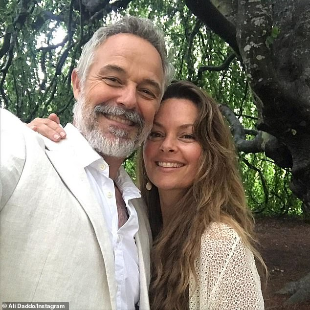 Cameron Daddo admits to 'gaslighting' wife Alison Brahe - after revealing he cheated 4