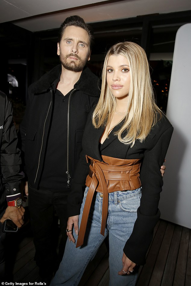 Sofia Richie is 'still healing' after Scott Disick split and 'isn't interested in dating right now' 26