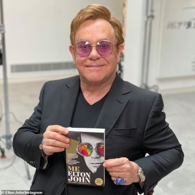 Elton John addresses his fallout withRod Stewart in a new chapter from his autobiography Me 6