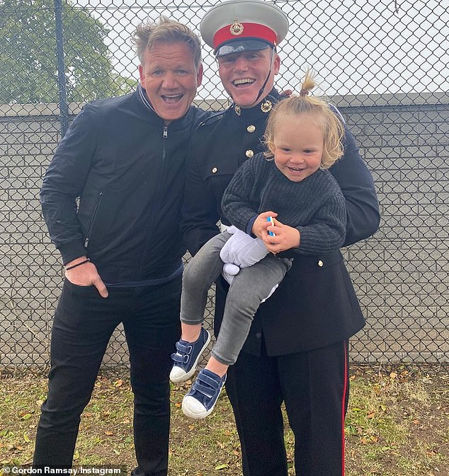 Gordon Ramsay accused of breaking quarantine after flying to UK from US for son's Marines service 6