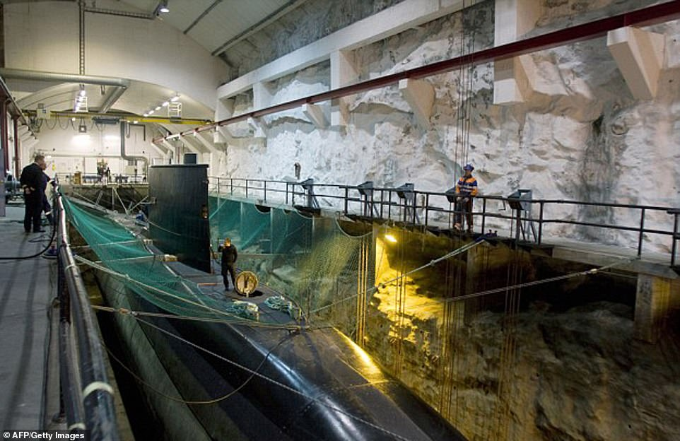 Norway cave could be the next US submarine base in the Arctic 4