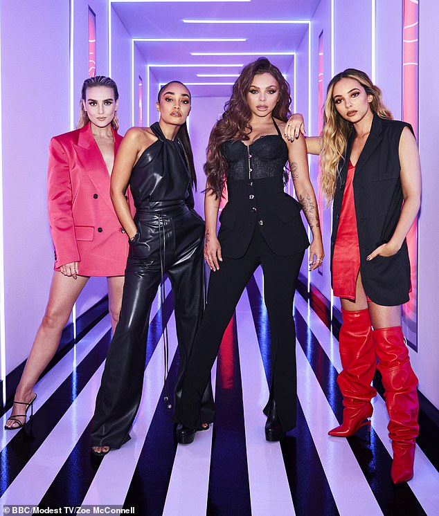All four members of Little Mix test negative for COVID-19 4