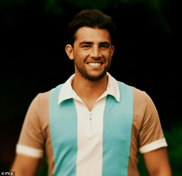 Love Island's Jack Fincham insists he is 'so happy' for pregnant ex Dani Dyer 1