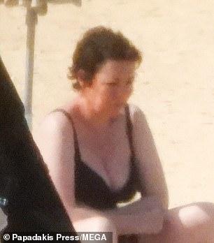 Olivia Colman, Dakota Johnson and Paul Mescal film Maggie Gyllenhaal's The Lost Daughter in Greece 3