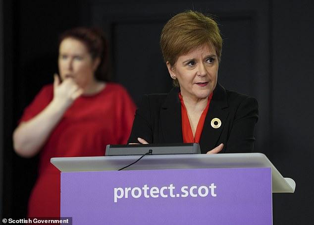 Coronavirus: Nicola Sturgeon says she won't rule out bans on UK travel 6