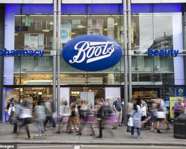 Boots sales in freefall as lockdowns batter High Street stores 2