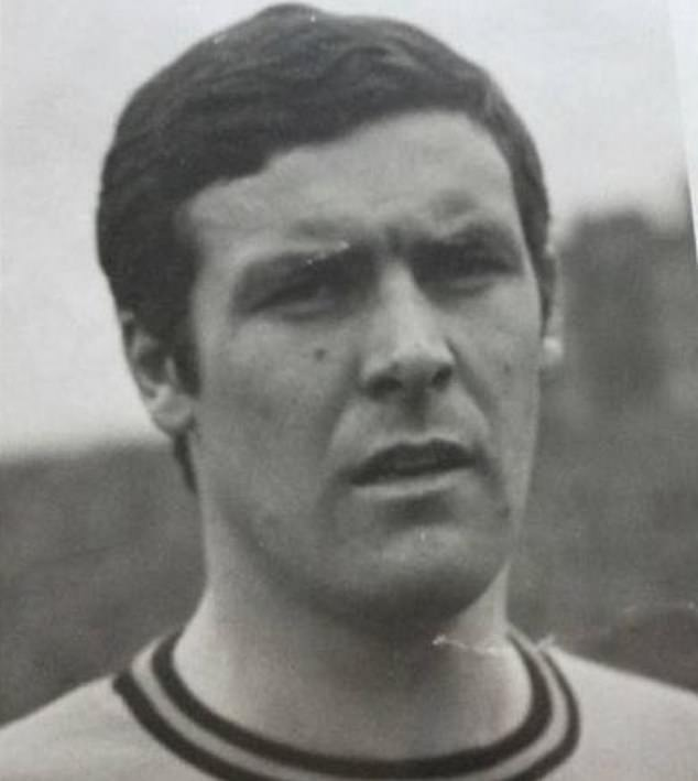 Retired footballer Alan Jarvis, 76, died from dementia brought on by heading heavy footballs 5