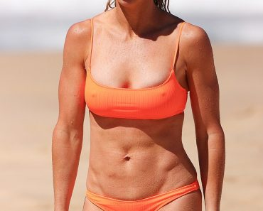 Former Ironwoman Candice Warner reveals the secret to her incredible abs 6