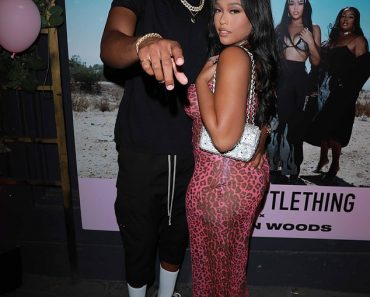 Jordyn Woods gets hot and heavy with new NBA star boyfriend Karl-Anthony Towns 1