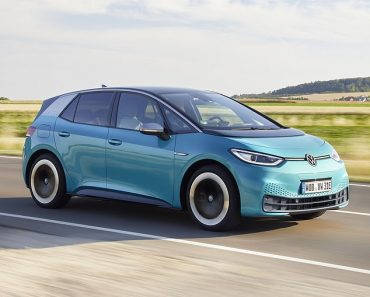 Volkswagen not shy about virtues of all-electric ID.3 4