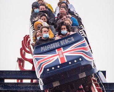 Blackpool's Big One rollercoaster despite 'kick in the teeth' Tier 3 Lancashire lockdown 1