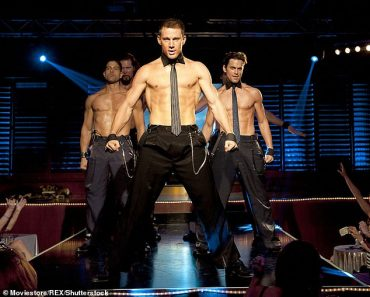 Channing Tatum's strip show Magic Mike Live is given an official premiere date in Australia 3