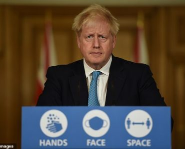 Boris Johnson is set for war with UK's five Church leaders over Brexit 5