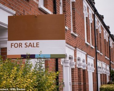 Average house price soars to record £323,530 as sellers cash in on demand during stamp duty holiday 1